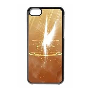 C-Y-F-CASE DIY Design The Cute Elves Pattern Phone Case For phone Iphone 5C
