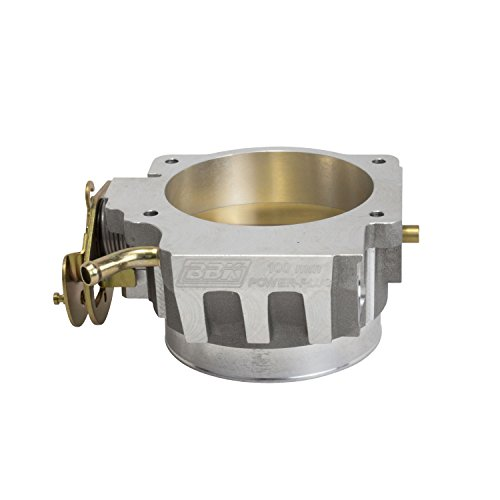 BBK 1784 100mm Throttle Body – High Flow Power Plus Series For LS2, LS3, LS7 Cable Drive Swap Applications