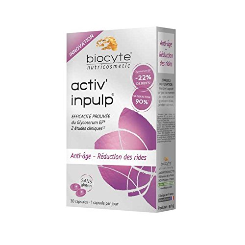 Biocyte Activ' Inpulp 30 Capsules by Biocyte