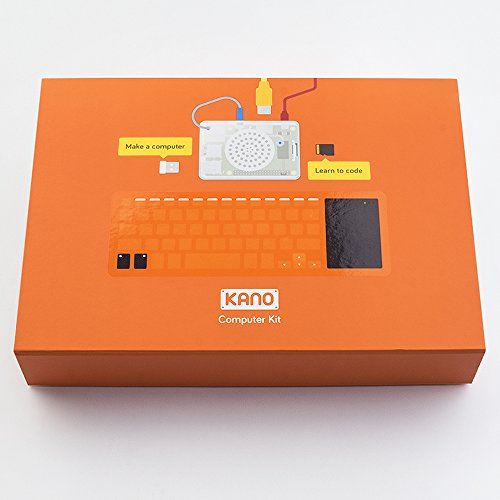 Kano Computer Kit | Make a Computer. Learn To Code