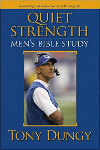tony dungy book