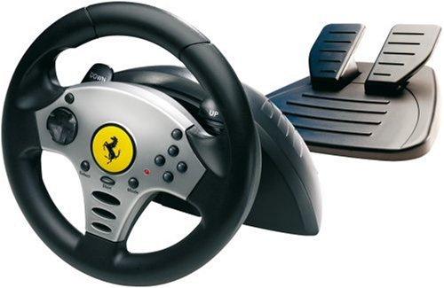 Thrustmaster Ferrari Challenge Wheel Driver for Windows