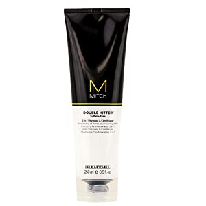 Paul Mitchell Mitch Double Hitter Shampoo Cond, 8.5 Ounce