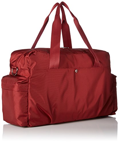 Bogner Gym, Borse a tracolla Unisex - Adulto Rosso (Cranberry)
