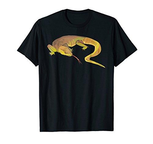 Savannah Monitors Pets - Monitor Lizard Savannah Reptile Pet Art Animal Lover T-Shirt