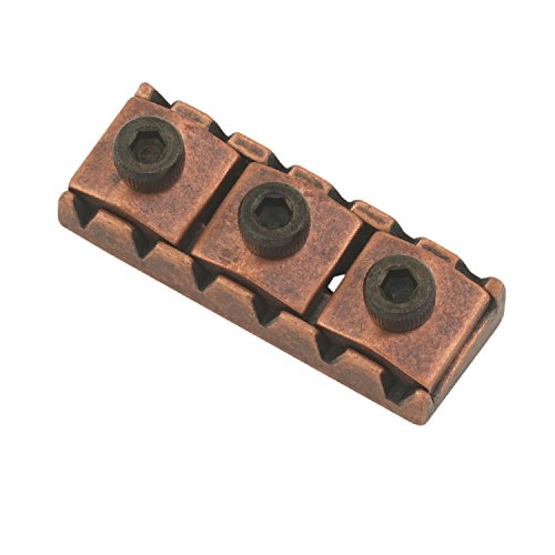 Authentic Floyd Rose Special Series R3 Locking Nut - Black FR2NR3B