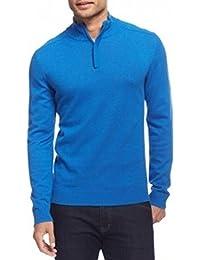 Alfani Men's Mock-Turtleneck Marled Sweater