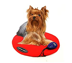 chic Valentina Valentti Cat Dog Puppy Pet Heat Pad Bed with LCD Display with EU Plug