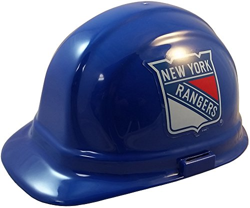 ab95094f4af Wincraft NHL Hockey Ratchet Suspension Hardhats - New York Rangers Hard Hats