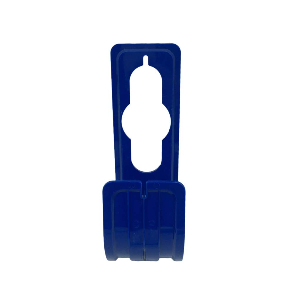 Ganos Hanger Hose - Wall Mounted Hooks Water Tap Use Garden Hose Holder Plastic 10pcs-Pack