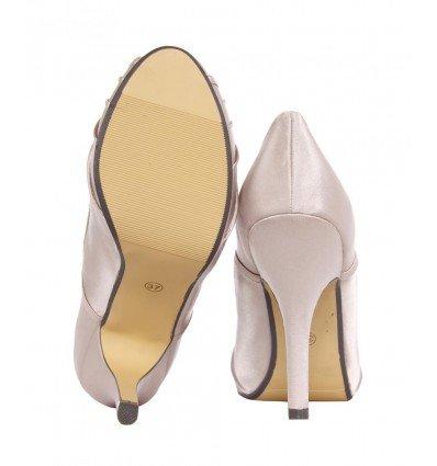 Zapatos de tacón de Mujer URBAN B037423-B7345 NUDE
