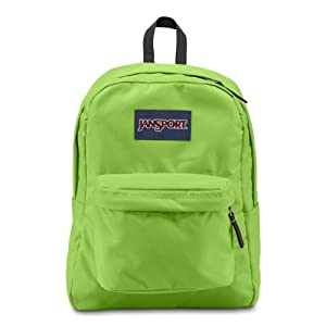 Backpack, T5019RR, COLOR Zap Green