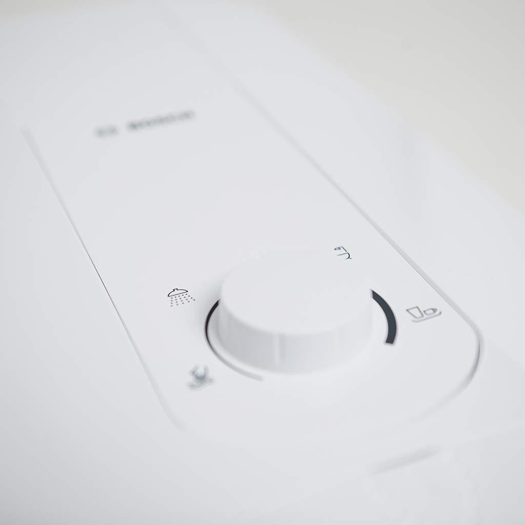 Bosch TR5000 21/24 EB Tronic 5000 - Calentador de agua (400 V), color blanco: Amazon.es: Bricolaje y herramientas