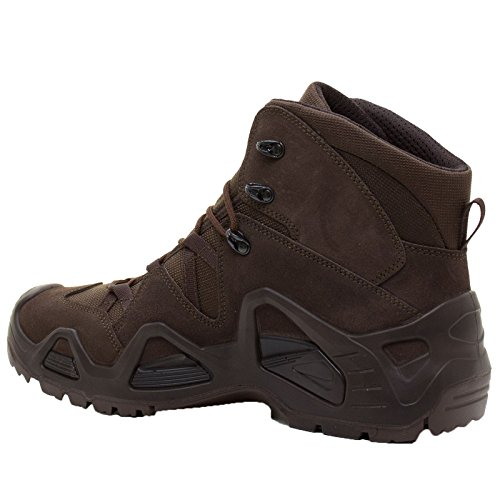 Lowa Zephyr Mid GTX Boot Dark Brown Dark Brown rASpb