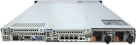 Dell PowerEdge R610 2x X5570 Quad Core 2 93 Ghz 32GB RAM 2x 250GB HDDs SAS  6i/R 1 x 717W PSU