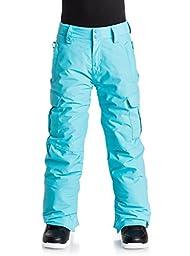 Quiksilver Boys Porter - Snow Pants Snow Pants Blue 8