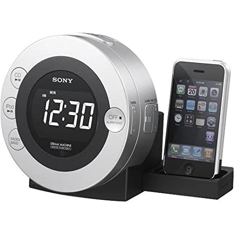 Review Sony ICFCD3IP 30-Pin iPhone/iPod