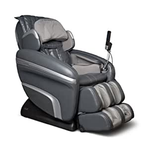 Osaki OS-6000C model OS-6000 Executive ZERO GRAVITY, S-Track Massage Chair, Cream, Synthetic Leather
