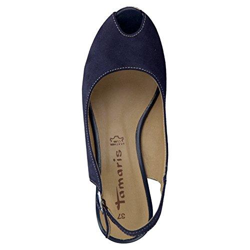 Tamaris1-1-29303-28 805 - Zapatos con tacón Mujer negro