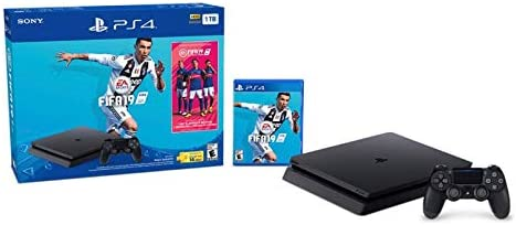 Sony PlayStation 4 + FIFA 19 Negro 1000 GB Wifi - Videoconsolas ...