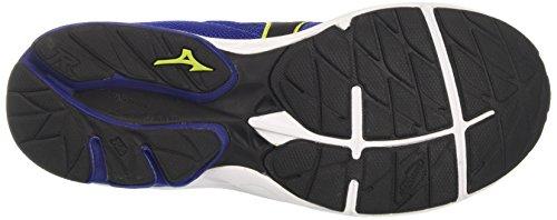 JNR Mixte Enfant Black 21 09 Limepunch Chaussures Multicolore Wave de Running Surftheweb Rider Mizuno qwUCtcSU