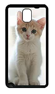 Samsung Galaxy Note 3 N9000 Cases & Covers - Cute Cat Pics 04 Custom TPU Soft Case Cover Protector for Samsung Galaxy Note 3 N9000 - Black
