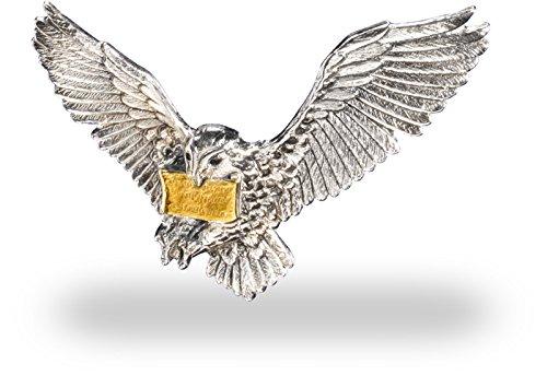 Harry Potter - Pendentif Hedwige - Argent 92