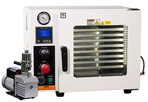 Across International AT09v.110 Ai AccuTemp Vacuum Oven for sale  Delivered anywhere in USA