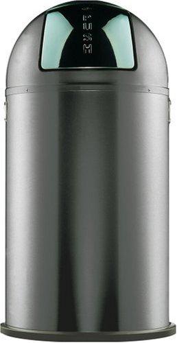 3 opinioni per Wesco- Pattumiera da 50 litri Pushboy