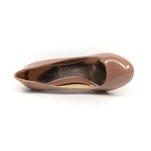 Chinois à linge Chaussures Foncé Rose Blush newlove