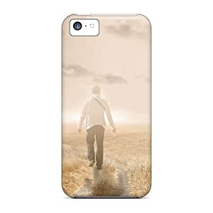 Awesome OCQcWfa133Vclmz DavidKearns Defender Tpu Hard Case Cover For Iphone 5c- Path Well Taken