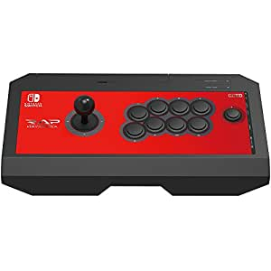Hori Real Arcade Pro. V Hayabusa - Flight Stick for Nintendo Switch