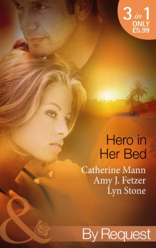 book cover of Hero in Her Bed