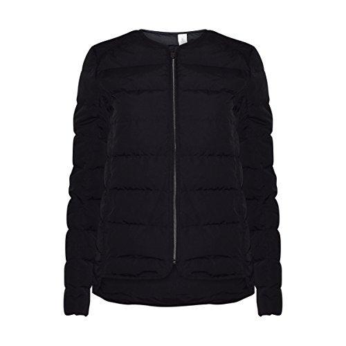 - Lululemon Womens Just Enough Puff Jacket (Black, 12)