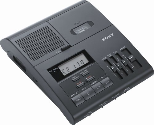 Sony BM-850T2 Microcassette Transcribing Machine by Sony