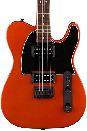 squier-fsr-affinity-telecaster-hh-with-matching-headcap-metallic-orange