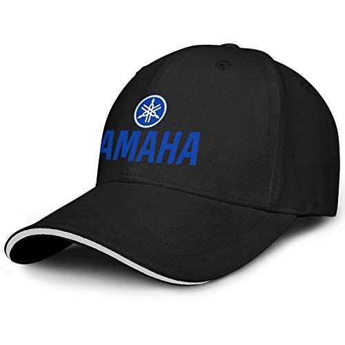 Unisex Yamaha-Motorcycle-Logo- Rugged Baseball Caps Vintage Soft Hunting Cap