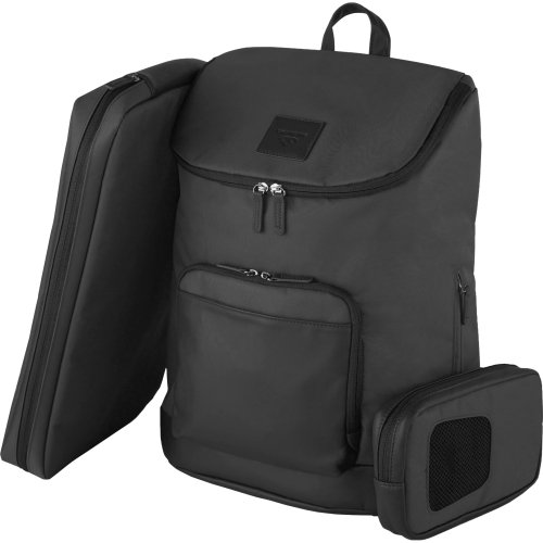 Women In Business - Wib Tribeca Carrying Case (Backpack) For 16'' Notebook - Black ''Product Category: Accessories/Carrying Cases'' by Original Equipment Manufacture