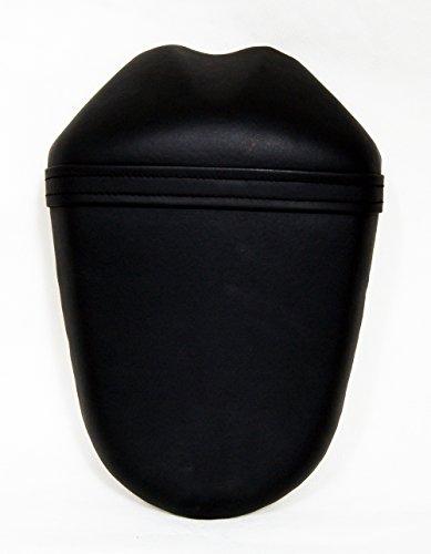 Artudatech Motorbike Rear Passenger Seat, Motorcycle Passenger Rear Seat Leather Pillon Seat Cushion Replacement For S-U-Z-U-K-I GSXR1000 K9 2009 2010: