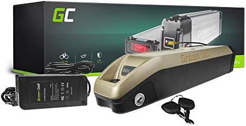 GC® EBIKE Batería 36V 11.6Ah Bicicleta Eléctrica Down Tube Li-Ion ...