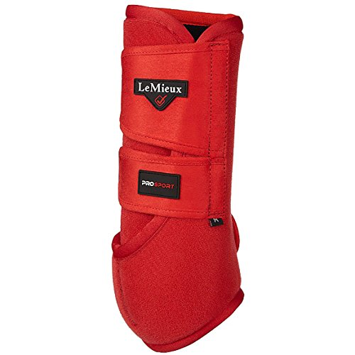Le Mieux ProSport Support Boot Exercise Wrap X Small Coral Red by Le Mieux