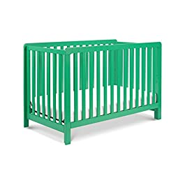 Carter's by DaVinci Colby 4-in-1 Convertible Crib, Emerald