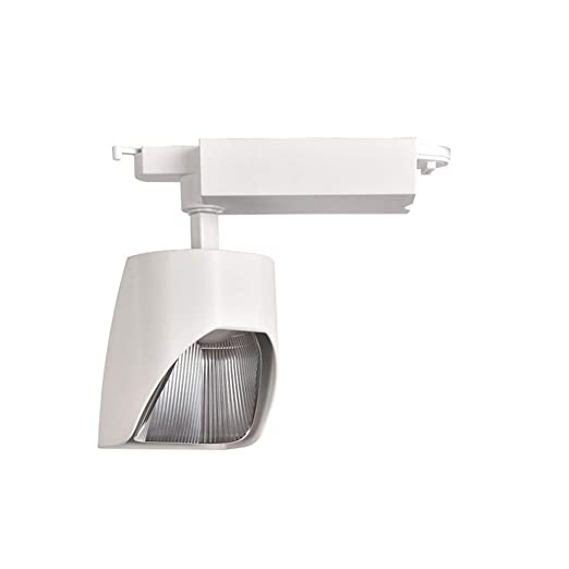 CREE 30W LED COB Carril Carril Luz Proyector Antirreflejo ...