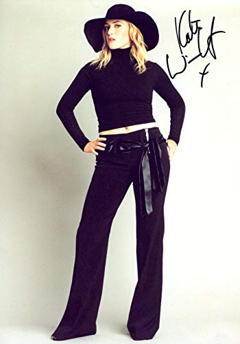 ACTRESS Kate Winslet ACADEMY AWARD autograph, signed photo