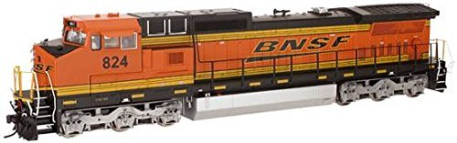 SP Whistle Stop ATM51972 N Dash 8-40cw with DCC Bnsf Her 3 from SP Whistle Stop