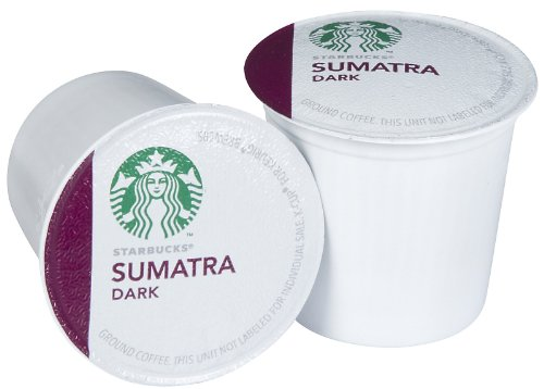 Starbucks Sumatra Coffee K-Cups