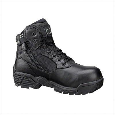 "Magnum Women's 6"" Stealth Force Boots,Black,11 M"