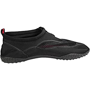 Norty - Mens Big Aqua Water Shoe, Black 39450-14D(M)US