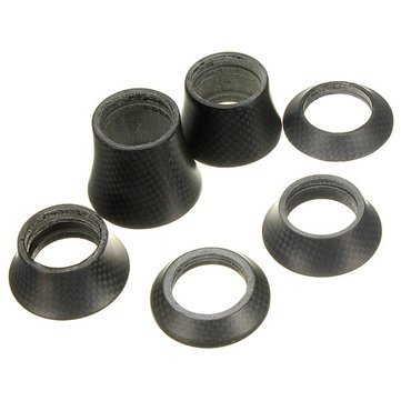 Cycling - Bike Bicycle Cycle Carbon Fiber Washer Headset Stem Spacer - 1PCs