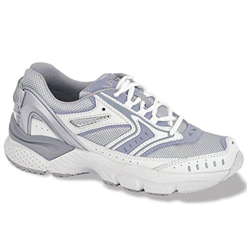 Apex X532W Reina Running Shoe, White/Periwinkle,